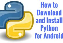 how-to-download-and-install-python-for-android