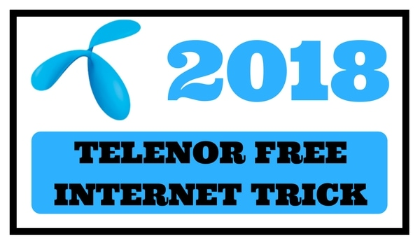 Telenor Free Internet Tricks 2018 New Update - Android Mobile Trick