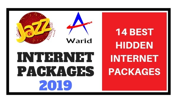 Jazz Internet Packages 2019