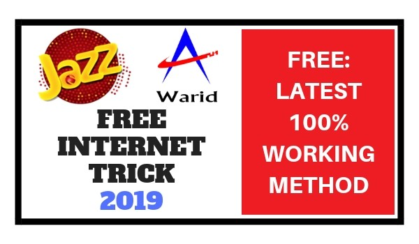 Mobilink Free Internet Trick for Android (2019 Working 100