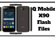 Q Mobile x90 Flash File Download 100% Tested MT6572 Scatter File