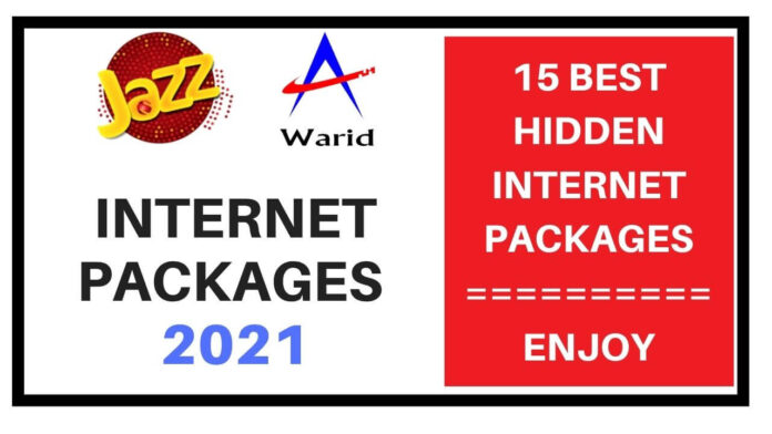 Jazz Internet Packages 2021